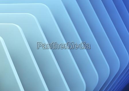 abstract full frame blue ridge pattern
