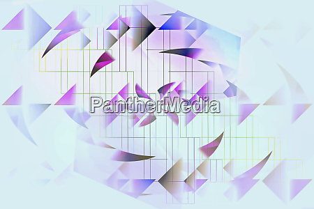 abstract backgrounds pattern of grid and