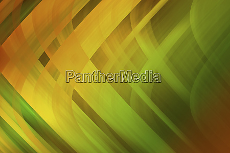 abstract full frame green and yellow