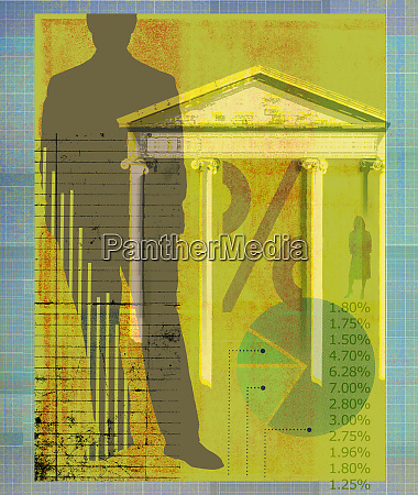 finance and banking collage
