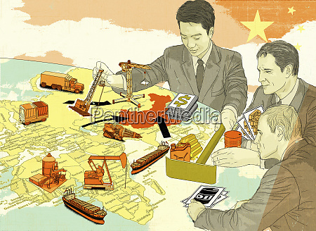 china dominating global natural resources game