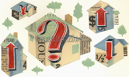 uncertainty forecasting house prices