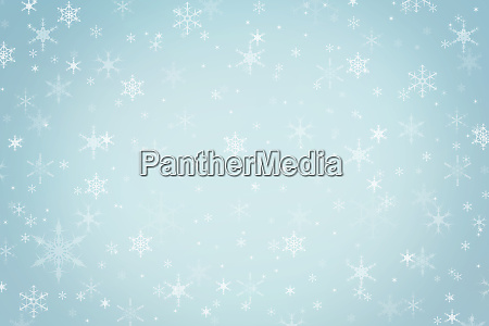 abstract pastel blue christmas winter background
