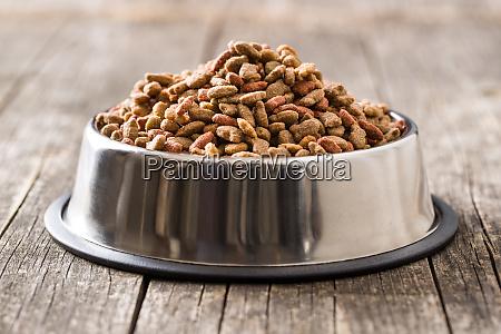 dry pet food dry kibble food