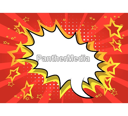 comic book explosion background