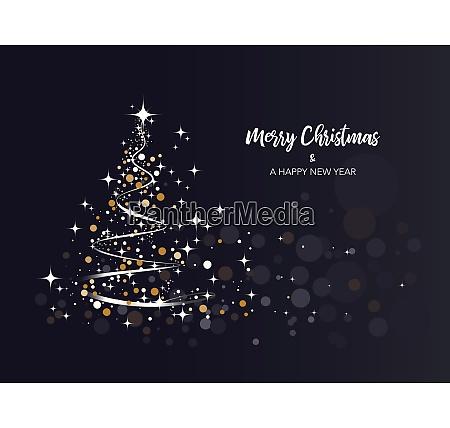 helligkeit weihnachtsbaum hintergrund