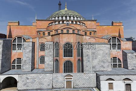replica of hagia sophia istanbul