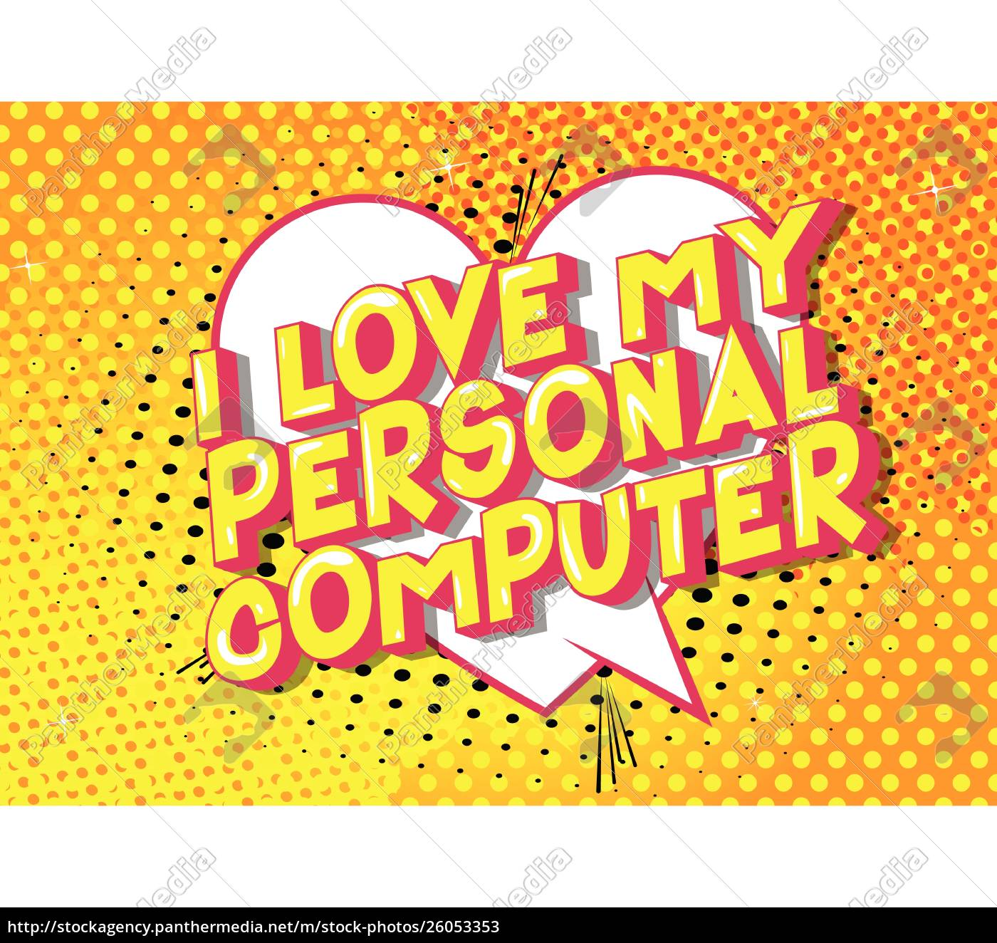 i, love, my, personal, computer, - - 26053353