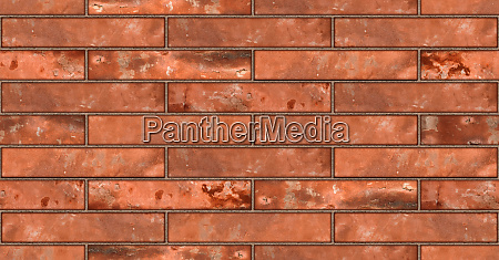 seamless red brickwall wall texture