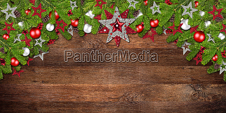 christmas xmas old rustic oak wood
