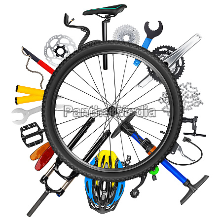 bicycle wheel concept