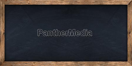 wide blackboard