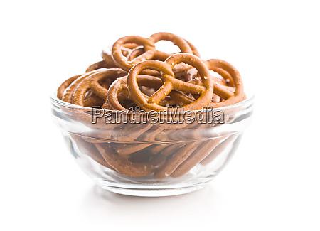 salted mini pretzels snack