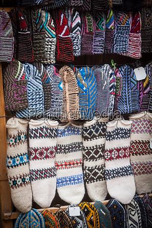 turkish hand made socks