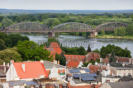 city of torun in poland
