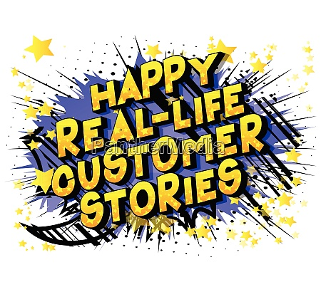 happy real life customer stories