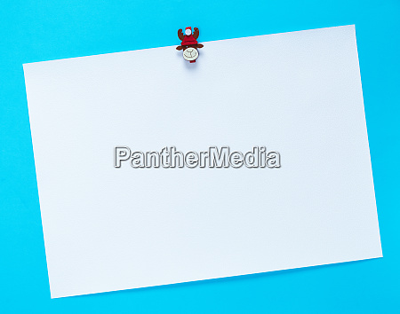 empty white square sheet of paper