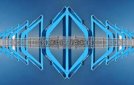 machine mirrored