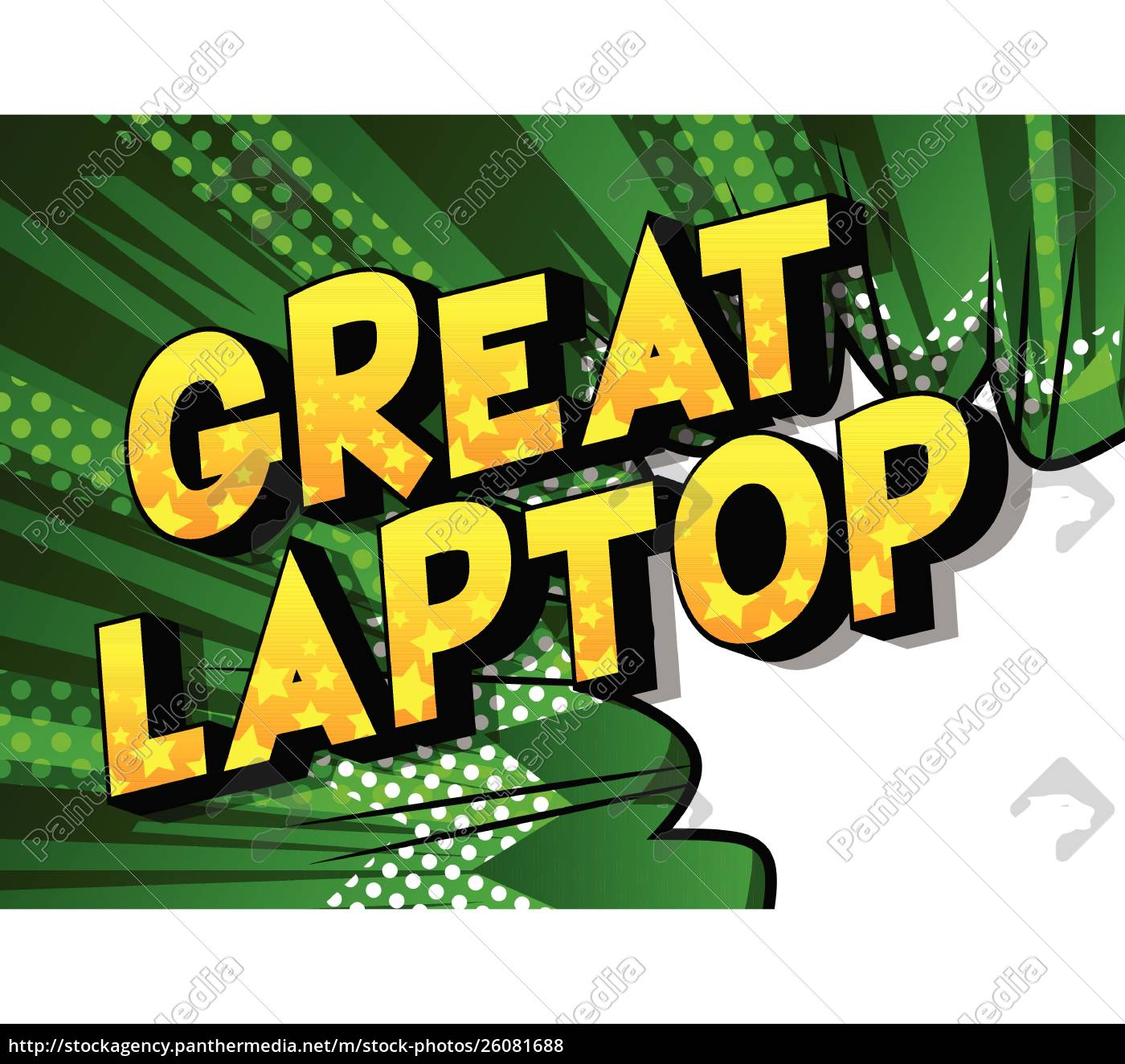 great, laptop, -, comic, book, style - 26081688