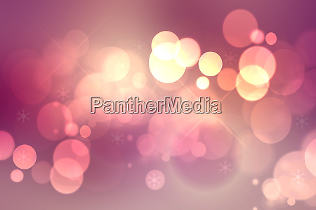 purple bright abstract bokeh gold and