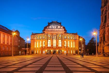 opera house chemnitz