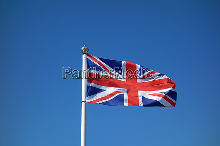 national flag of great britain