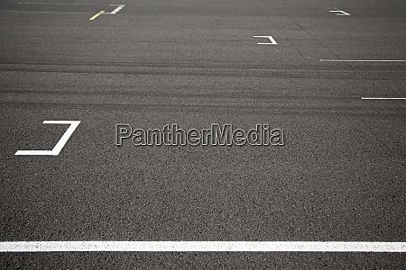 racetrack detail