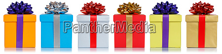 christmas birthday gifts presents in a