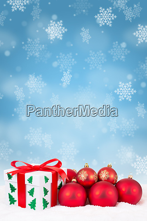 christmas card gift decoration gifts winter