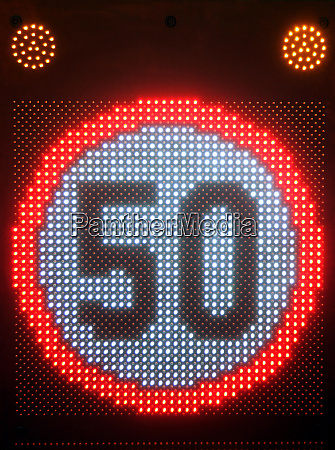 led sign 50