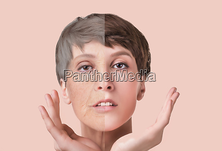 anti aging beauty treatment aging and
