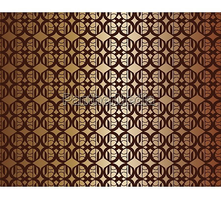 copper linked background