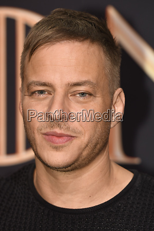 tom wlaschiha during the press conference
