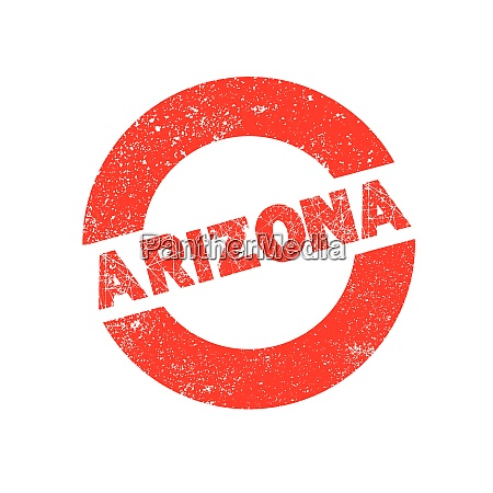 rubber ink stamp arizona