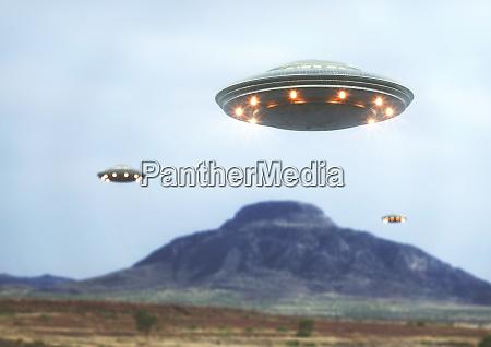 unidentified flying objects ufo