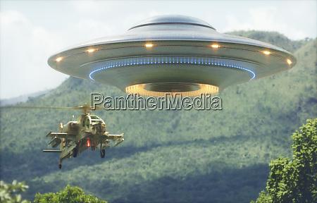 unidentified flying object worlds war