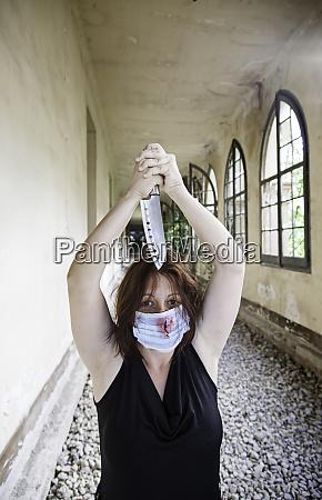 girl desperate killer