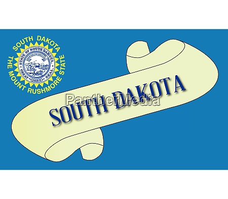 south dakota scroll