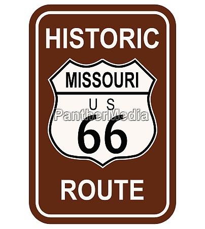 missouri historic route 66