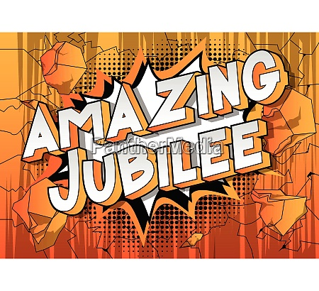 amazing, jubilee, -, comic, book, style - 26136275