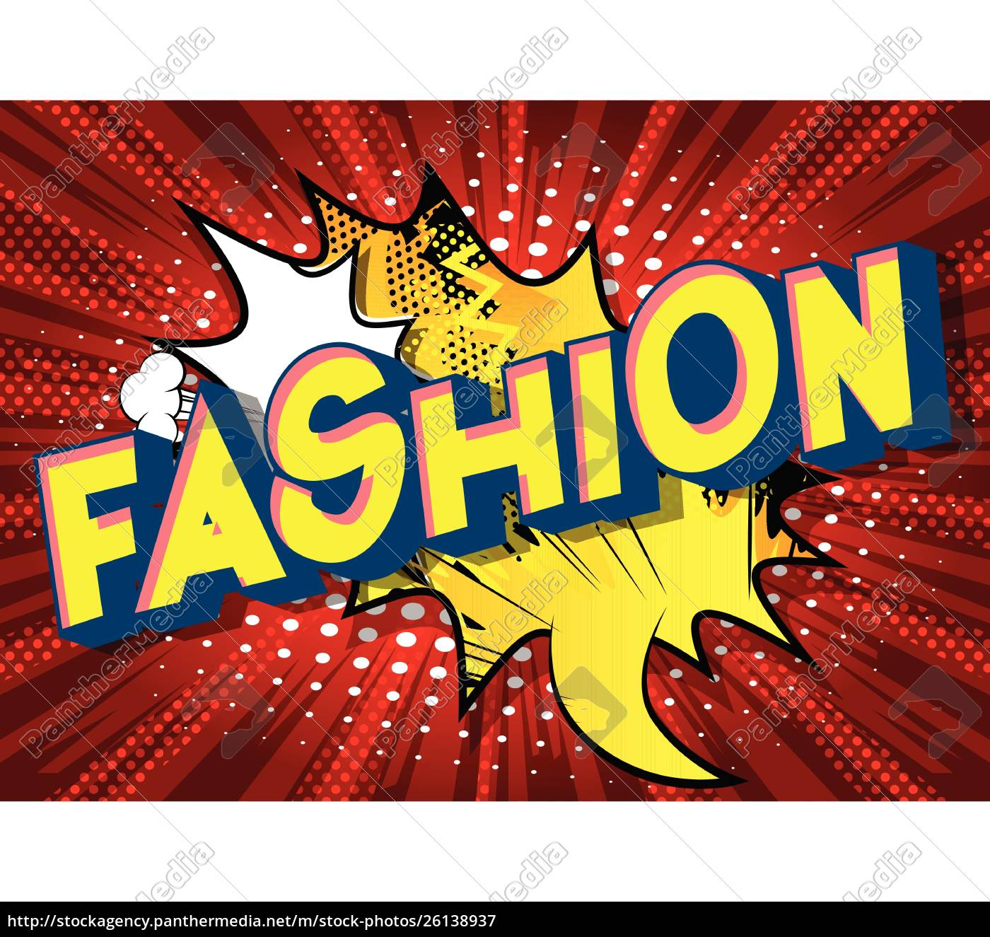 fashion, -, comic, book, style, words. - 26138937