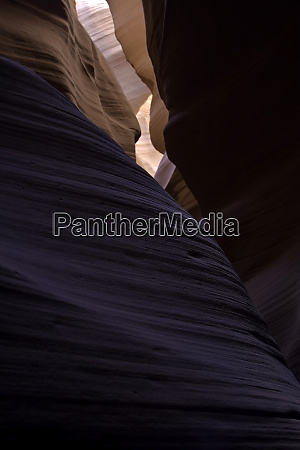 lower antelope canyon in navajo nation