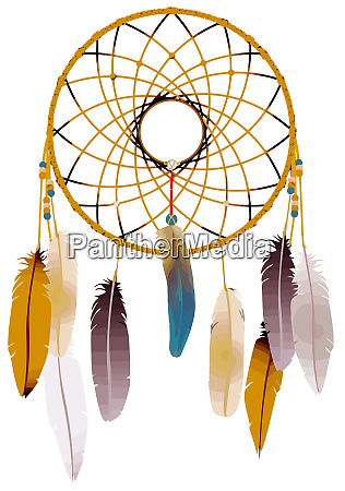 dreamcatcher native american tribal culture indian