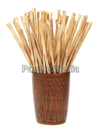 crispy crunchy long breadsticks