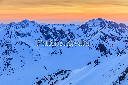 fagaras mountains romania
