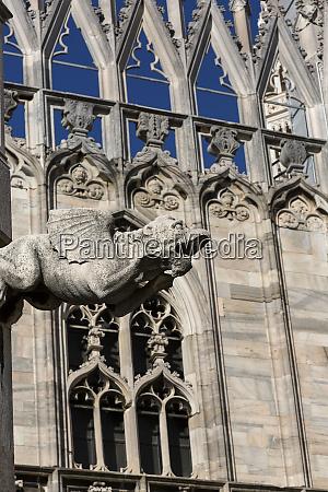 milan cathedral duomo di milano gothic