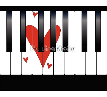 love piano