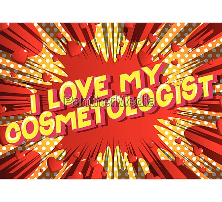 i love my cosmetologist comic