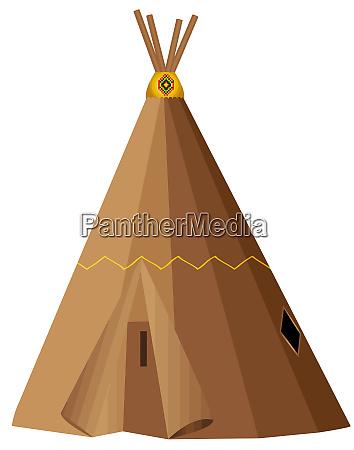 wigwan apache indian american culture tribal