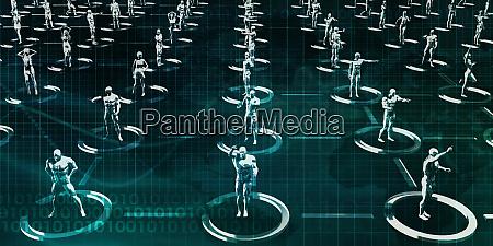 digital communications platform
